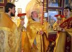 Престольный праздник в Алматинской Православной Духовной семинарии