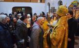 Служение Ректора: в день памяти священномученика Илариона, архиепископа Верейского