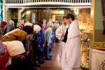 Служение Ректора: неделя святых Отец
