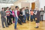 Воспитанники Алматинской семинарии посетили Государственный музей искусств им. А. Кастеева Республики Казахстан