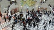 Студенты Алматинской Православной Духовной семинарии посетили Центральный государственный музей РК