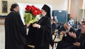 Выпускной в Ал¬ма¬тинс¬кой Пра¬вос¬лавной Ду¬хов¬ной Се¬мина¬рии