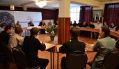Состоялось открытие студенческого дискуссионного клуба при Алма-Атинской Православной Духовной семинарии