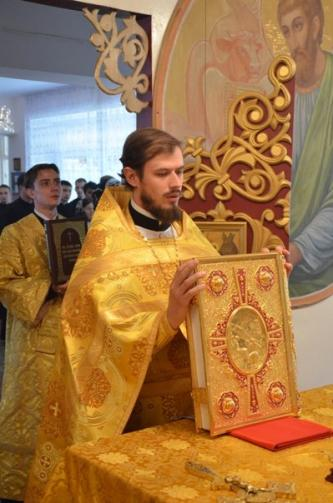Священник Иоанн Ливинский